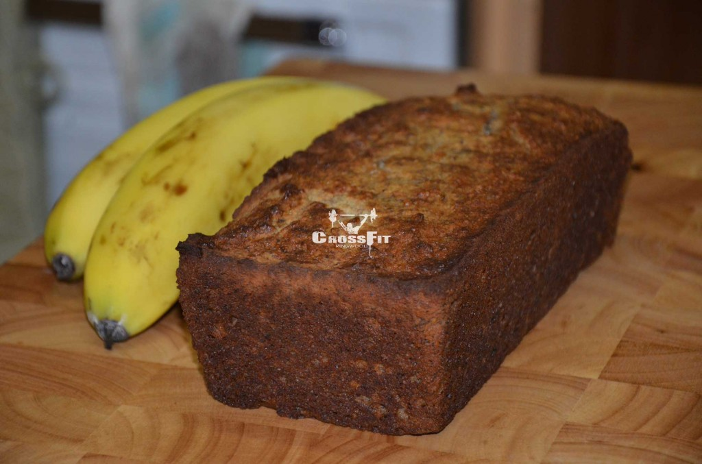Paleo-banana-bread