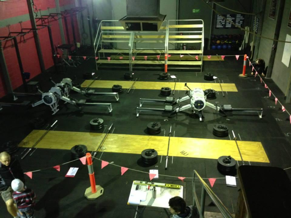 CrossFit Hamilton Throwdown