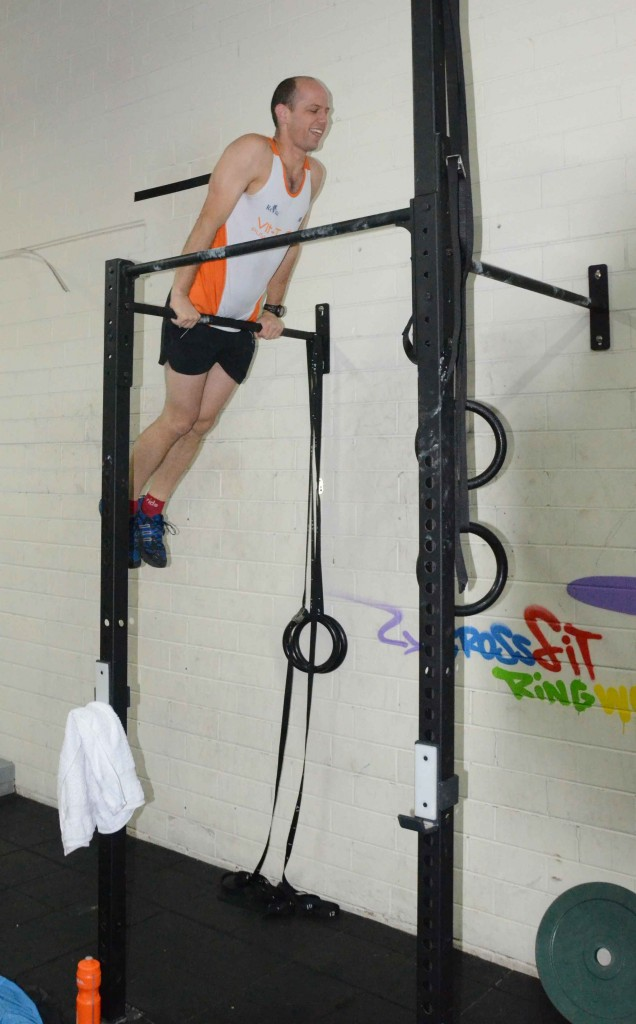 Muscle-Up-Bar