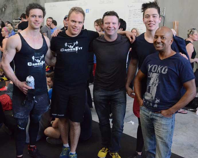 The CrossFit Ringwood Crew
