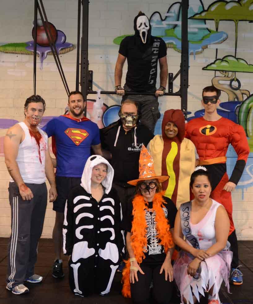 Halloween-Group