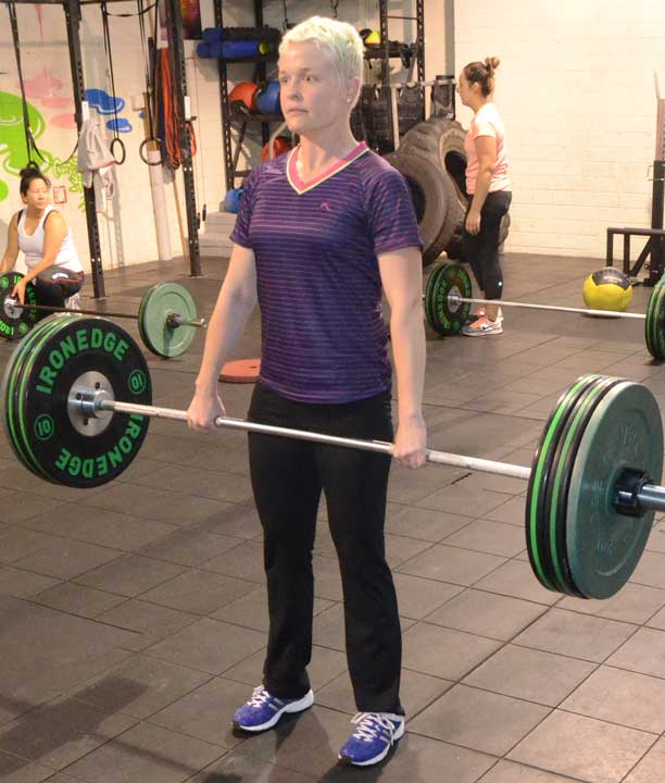 lisa-Deadlift
