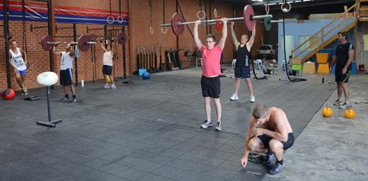 team-workout